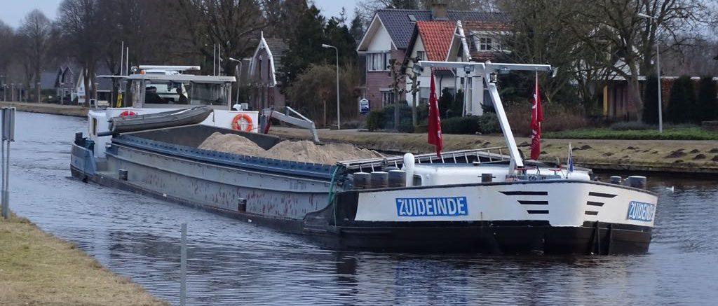 Binnenvaartschip Zuideinde MMVK huren